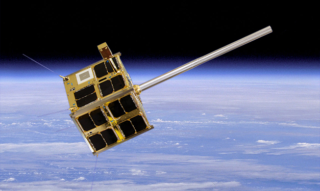 smaller satellites bigger return
