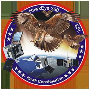 hawkeye360 constellation patch