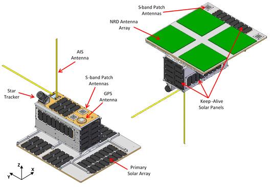 NorSat-3 concept